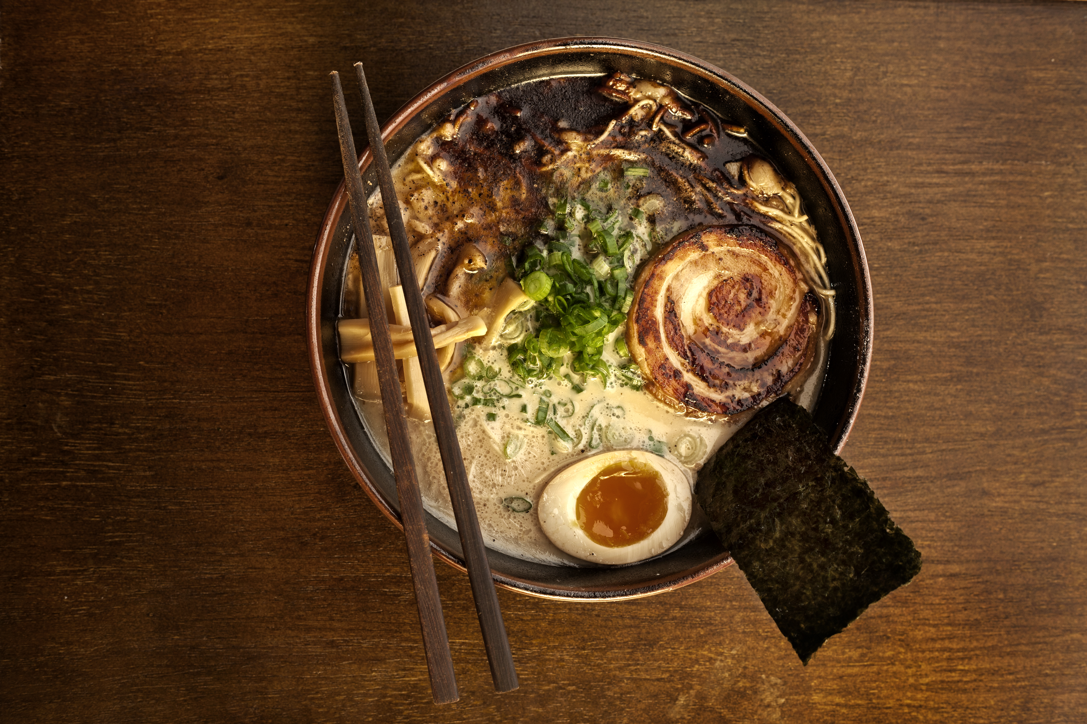 The Best Ramen In Town