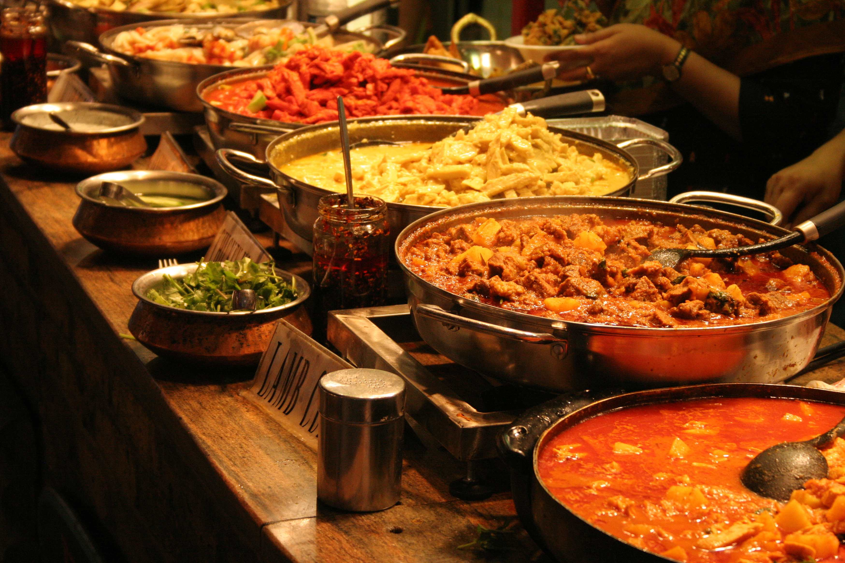 Taste Of India Cuisine From The Heart Of India
